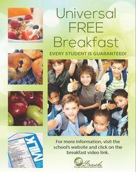 Universal FREE Breakfast Program